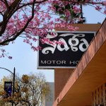 Saga Motor Hotel Foto