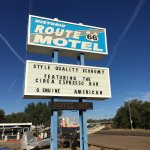 Historic Route 66 Motel