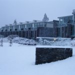 Winter at Pounamu Apartments