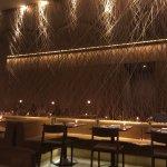 lobby restaurant - plain , simple food only