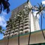 Front of the Waikiki Resort Hotel