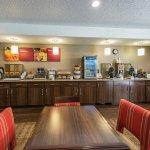 Comfort Suites Golden West on Evergreen Parkway Foto