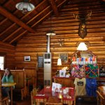 Photo of Log Cabin Cafe Bed and Breakfast