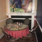 Inside the Next Door Lounge!!
