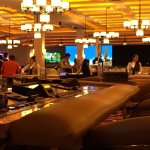 Main casino room, single deck, $3 and $5 blackjack!