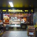 ภาพถ่ายของ Manneken JR Akihabara Station