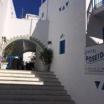 Poseidon Hotel - Naxos Foto
