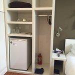 Closet and room fixtures