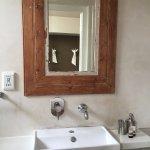 Bathroom at Brigadoon B&B