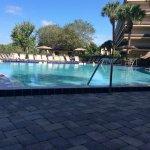 Swimming pool area (non smoking)