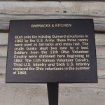 Info About Barracks (Note Beds were built for 2 men)