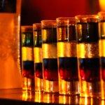 Shots de Tres Tintas Bar & Restaurante