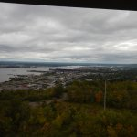 duluth from tower