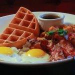 Saul's Big Breakfast