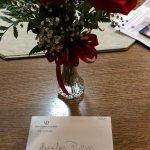 thanks for the anniversary roses