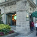 Zdjęcie Starbucks Saint-Antoine
