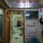 Cosmic Guest House Hong Kong Foto