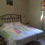 Onze ruime slaapkamer