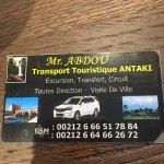 Do not trust this guy for your trips! Very bad service!