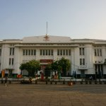 Jakarta - Old Batavia Post Office
