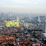 Jakarta - Tanah Abang Aerial Shoot