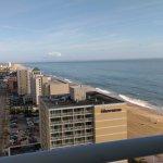 18th floor view