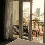 Private Balcony, Refrigerator, Electric Kettle, Safe, Good WiFi, Newly Remodeled Rooms