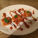 Gorgeous homemade ravioli 😍