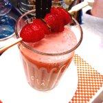 Red Velvet smoothie!
