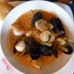 Billy's seafood stew