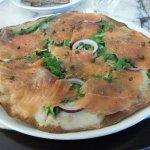 salmon grawlax