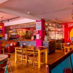 Thali Easton is a bustling all-day cafe on the fiercely independent St Marks Road. Photo: Paul B
