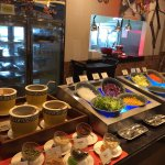 萬國百匯餐廳菜色