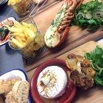 Lobster & Baked Camembert