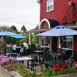 Highwheeler Cafe, Baddeck, Nova Scotia, Sep 2016