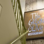 Green Olive Staircase