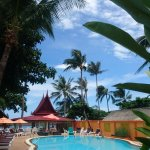 Foto de Samui Sense Beach Resort