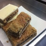 Selection of Flapjacks, shortbreads, Lemon Drizzle and more ....
