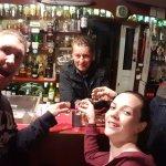 Last night in the Thistle Inn