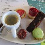Le Café Gourmand, un délice !