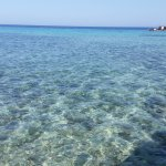 Loevly clear water - great for snorkelling and diving