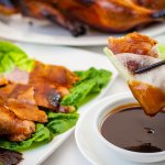 Imperial Peking Duck - one of our signature dishes of all times.