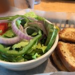 Patty Melt side salad