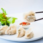 Fresh handmade Dim-Sum with 3 options of meat