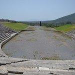 Ancient Messini Stadium
