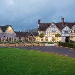 The manor house of Whttington