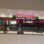 In the Elante Mall