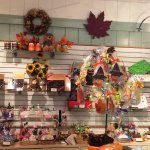 Our store is so colorful & fun! Each season has it's own special look & goodies!