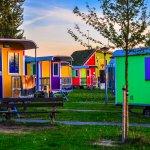 Camping Zeeburg Foto