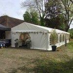 Marquee Set Up Functions/Weddings